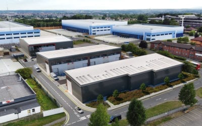 The Business Times reports on WD.BOXHUB Moulton Park